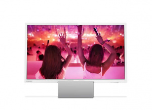 "TELEVISION 24"" PHILIPS 24PFS5231 LED FHD TDT2 USB BLANCO 1"