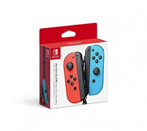 MANDOS SWITCH JOYCON ROJO AZUL 1