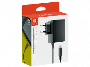 ALIMENTADOR AC NINTENDO SWITCH 1