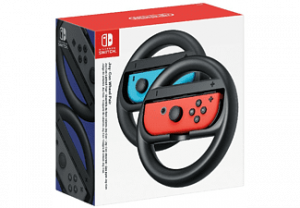 PACK 2 VOLANTES JOY-CON NINTENDO SWITCH 1