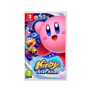 JUEGO KIRBY STAR ALLIES NINTENDO SWITCH 1
