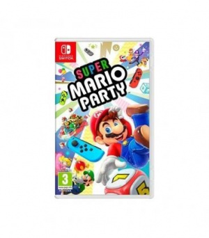 JUEGO SUPER MARIO PARTY PARA NINTENDO SWITCH 1