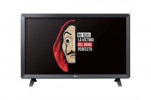 """MONITOR TV 28"""" LG 28TL520S-PZ HD READY SMART TV NE 1"""