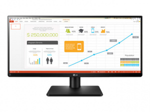 "MONITOR PRO 29"" LED LG 29UB67-B 21:9 IPS HDMI/DVI/ 1"
