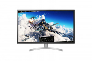 "MONITOR 31,5"" LG 32ML600M-W IPS FHD HDR10 HDMIX2 1"