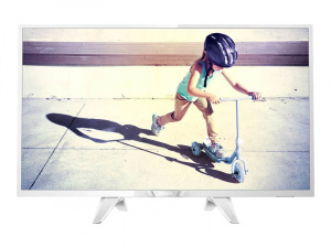 """TELEVISION 32"""" PHILIPS 32PHT4032 LED HDREADY BLANCO 1"""