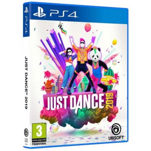 JUEGO PS4 JUST DANCE 2019 1