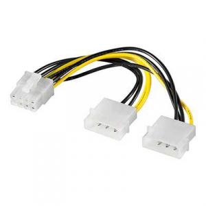 CABLE ADAPTADOR ALIMENTACIÓN PCI EXPRESS MOLEX/8PIN 1