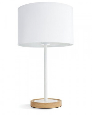 LAMPARA SOBREM. PHILIPS LIMBA TABLE WHITE 1