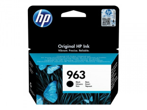 CARTUCHO HP 963 3JA26AE  NEGRO 1