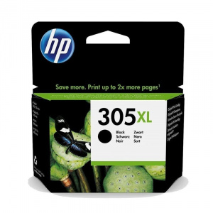 CARTUCHO HP 305XL NEGRO  3YM62AE 1