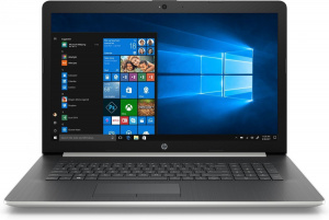 PORTATIL HP 17-BY0001NS I3-7020U/4G/1T/17.3/W10 PLATA 1