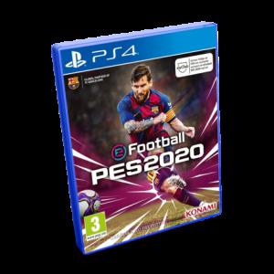 JUEGO PS4 EFOOTBALL PES 2020-PS4 1