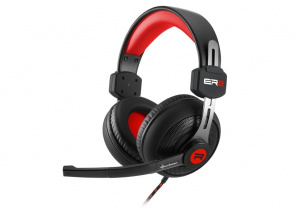 AURICULARES SHARKOON RUSH ER2 ROJO 1