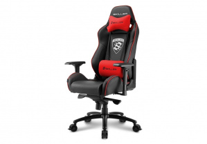 SILLA GAMER SHARKOON SKILLER SGS3 NEGRA ROJA 1