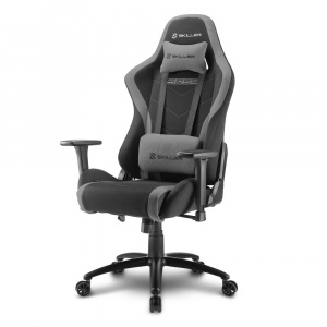 SILLA GAMER SHARKOON SKILLER SGS2 NEGRA 1