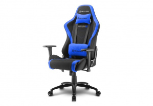 SILLA GAMER SHARKOON SKILLER SGS2 NEGRA AZUL 1