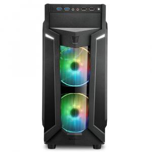CAJA ATX SHARKOON VG6-W RGB 1