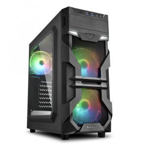 CAJA ATX SHARKOON VG7-W RGB 1