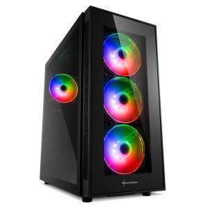 CAJA ATX SHARKOON TG5 PRO RGB 1