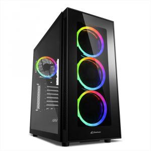 CAJA ATX SHARKOON TG5 SILENT PCGH RGB 1
