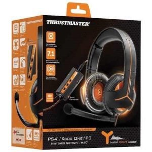 AURICULARES THRUSTMASTER Y-350CPX PS4/PS3/XBOX BLA 1
