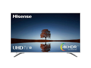 "TELEVISION 43"" HISENSE 43A6500 4K UHD HDR SMART TV 1"