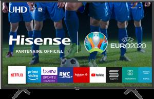 """TELEVISION 43"""" HISENSE 43B7100 UHD 4K HDR SMART TV AI 1"""