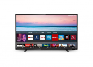 "TELEVISION 43"" PHILIPS 43PUS6504 4K HDR SMART TV 1"