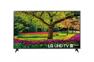"TELEVISION 43"" LG 43UK6300PLB 4K HDR SMART THINQ TDT2 USB 1"