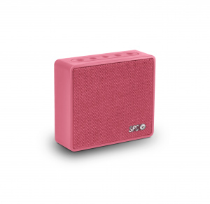 ALTAVOZ SPC ONE SPEAKER METAL PINK 1