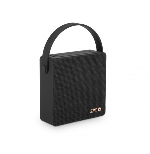ALTAVOZ SPC BIG ONE SPEAKER METAL NEGRO 2