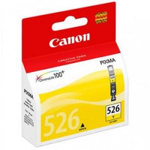 CARTUCHO CANON CLI-526Y IP4850/MG5250 AMARILLO 1