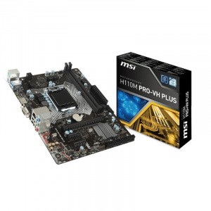 PLACA BASE 1151 MSI H110M PRO-VH PLUS MATX/DDR4/HDMI/USB3. 1