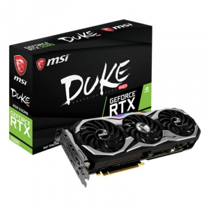 SVGA GEFORCE MSI RTX 2080 DUKE OC 8G DDR6 1