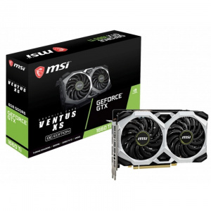 SVGA GEFORCE MSI GTX 1660 TI VENTUS XS 6GB OC DDR6 1