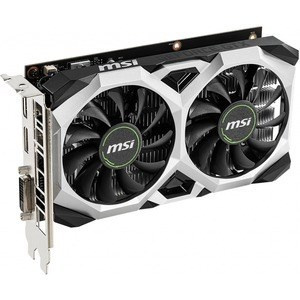 SVGA GEFORCE MSI GTX 1650 VENTUS XS 4GB OC DDR5 1