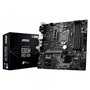 PLACA BASE 1151 MSI B365M-PRO VDH MATX/4XDDR4/USB 3.1 1