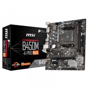 PLACA BASE AM4 MSI B450M-A PRO MAX AM4 1