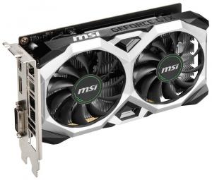 SVGA GEFORCE MSI GTX 1650 D6 VENTUS XS 4GB DDR6 1
