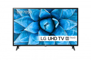 "TELEVISION 49"" LG 49UM7050PLF 4K UHD HDR SMART TV IA THINQ 1"