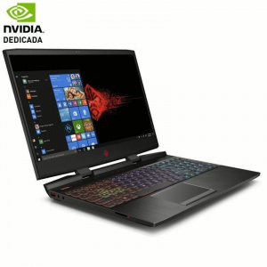 PORTATIL GAMING HP 15-DC0025NS I7-8750H/8G/1T+256SSD/GTX1050/1 1