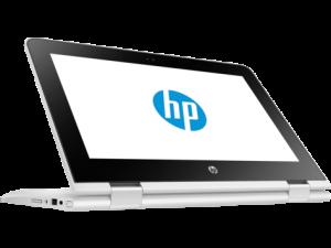 PORTATIL CONVERTIBLE HP X360 11-AB102NS N4000/4G/500/11T/W10 BLANCO 1