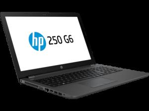 PORTATIL HP 250 G6 N4000/4G/128SSD/15.6/FREEDOS NEGRO 1