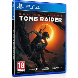 JUEGO PS4 SHADOW OF THE TOMB RAIDER ST 1