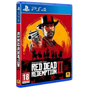 JUEGO PS4 RED DEAD REDEMPTION II 1