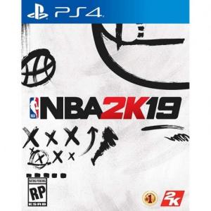 JUEGO PS4 NBA 2K19 1
