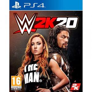 JUEGO PS4 WWE 2K20 1