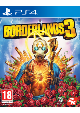 JUEGO PS4 BORDERLANDS 3-PS4 1