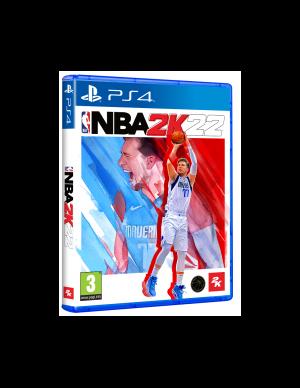 JUEGO PS4 NBA 2K22 1